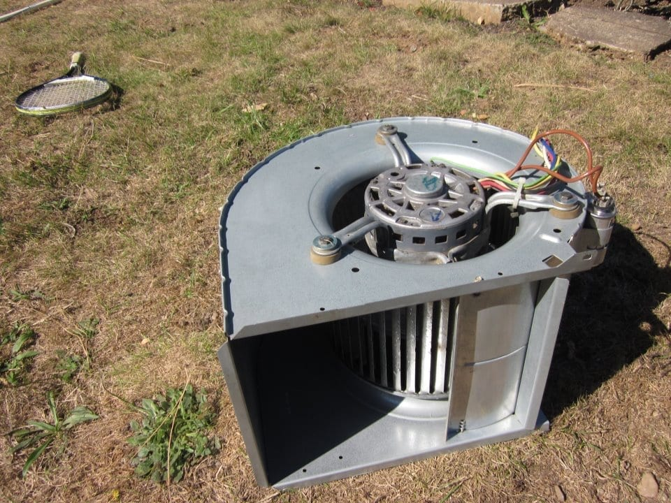 Before and after photos efficiency heating cooling for Electric motor repair portland oregon