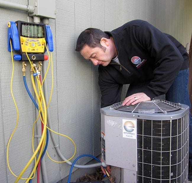 Portland heating and air conditioning