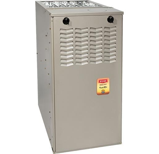 Bryant preferred series variable speed gas furnace for Variable speed condenser fan motor
