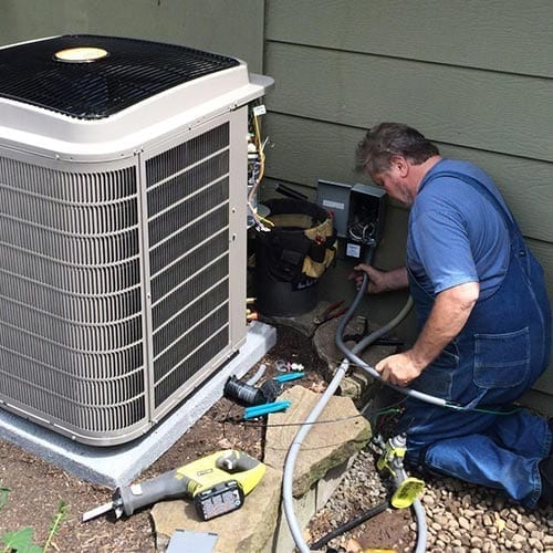 We'll Keep You Cool -- Reliably and Efficiently