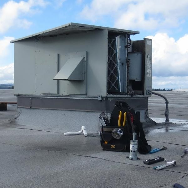 Commercial HVAC Service in Portland