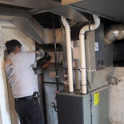 Furnace Maintenance in Gresham