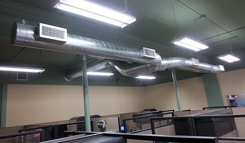 Ductwork install repair portland efficiency heating cooling