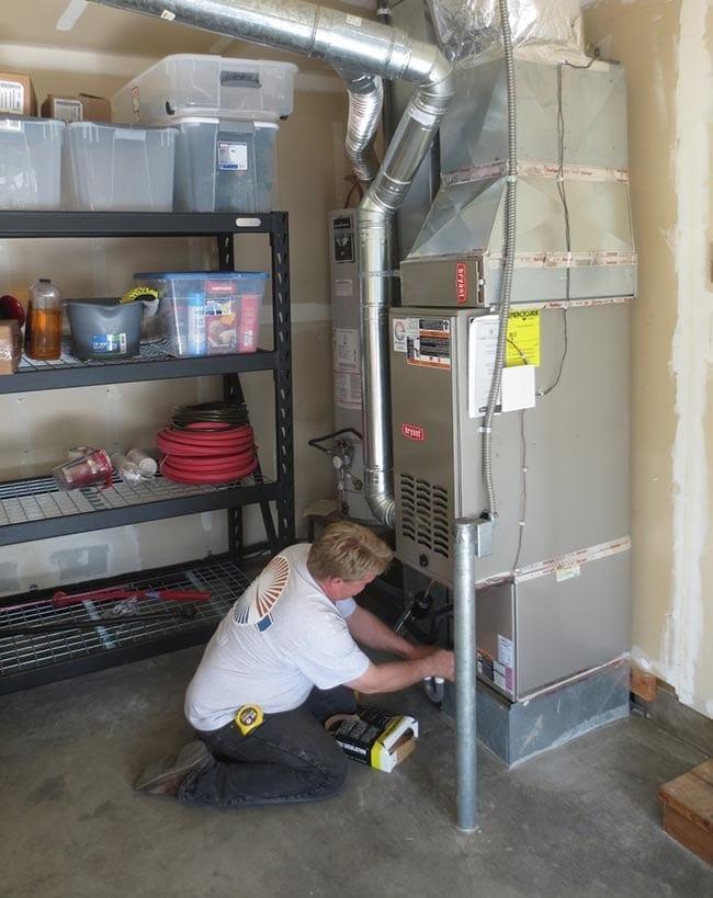 Gas furnace maintenance Portland OR