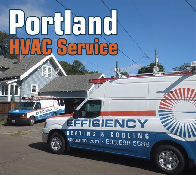 Schedule Portland HVAC Service