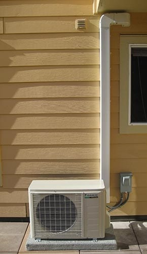 Ductless Air Conditioning Portland
