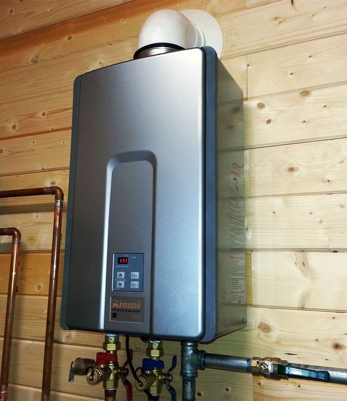 Tankless Water Heater Portland